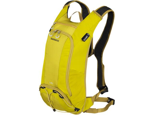 Shimano Unzen 10 Reservoir Hydration Backpack 10l warm olive